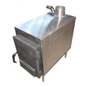 Печь для подогрева воды с комплектом для подключения