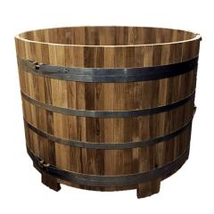Деревянный бассейн